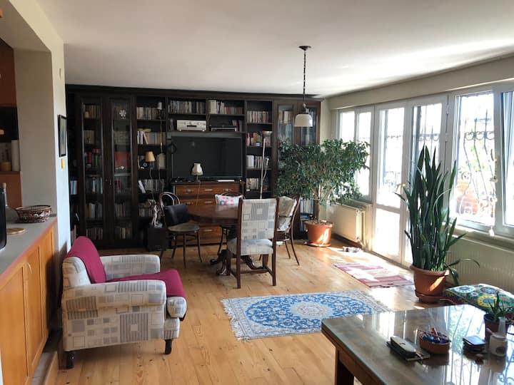 Cozy apartment in Cihangir