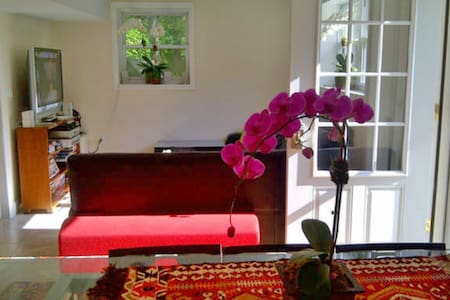 2 Bedroom Private Country Apt - Armonk - Appartement