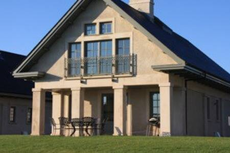 LUXURY LODGE -LOUGH VIEWS - Belleek - Hus