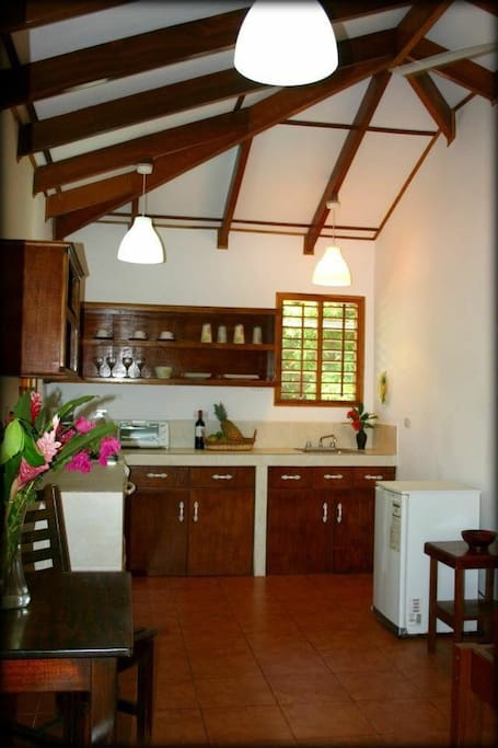 Upper Bungalow Kitchen