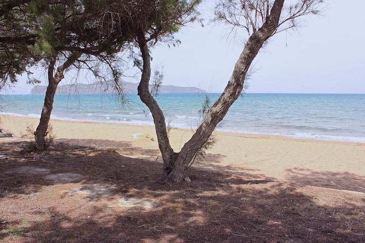 Seafront Luxury Flat, 10meters from beach!