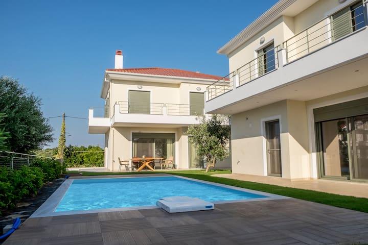 Villa Mare, Drosia,Preveza