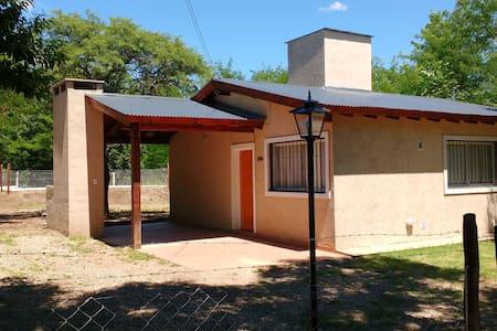 Cabaña con pileta en Villa General Belgrano - Villa General Belgrano