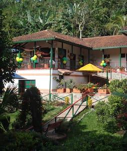 Ecosuitsverdes - La Vega - Haus