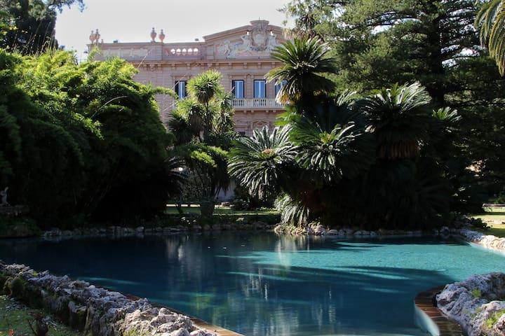 Villa Tasca Suite&Breakfast - Palerme - Villa