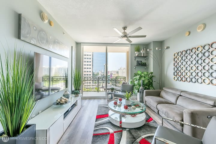 Class A Luxury Condo at Rosemary Square