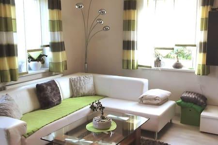 Voll ausgestattete Wohnung für 4 Personen