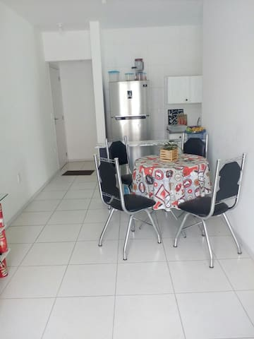 Individual bedroom with swimming pool and gym - Florianópolis - Apartemen