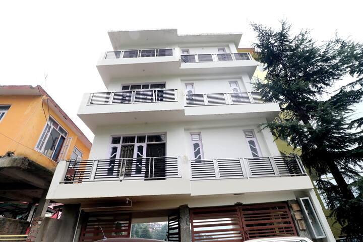 Modern 2 BHK in serene Khalini, Shimla