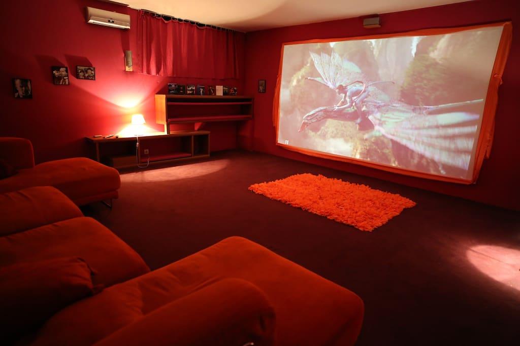 Home-cinéma 30 M2