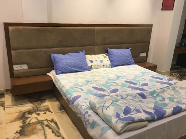 Inviting stay at comfortable abode