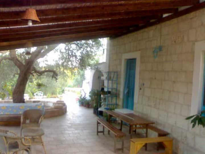 Casa vacanza (in centro olistico)