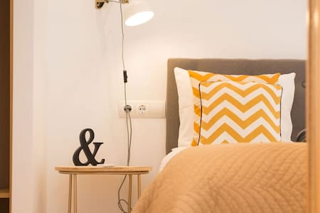 Barcelona Beach Boutique - Casilda's Family flat Poblenou &