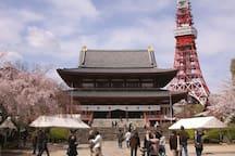 Zojo Temple