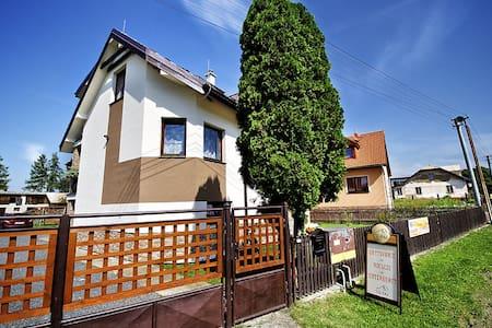 Villa Raj-Hrabušice-Slovenský raj - Hrabušice - Talo