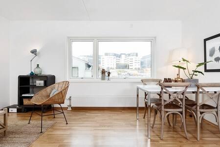Ny leilighet med høy standard midt i Oslo, nær BI - Oslo - Huoneisto