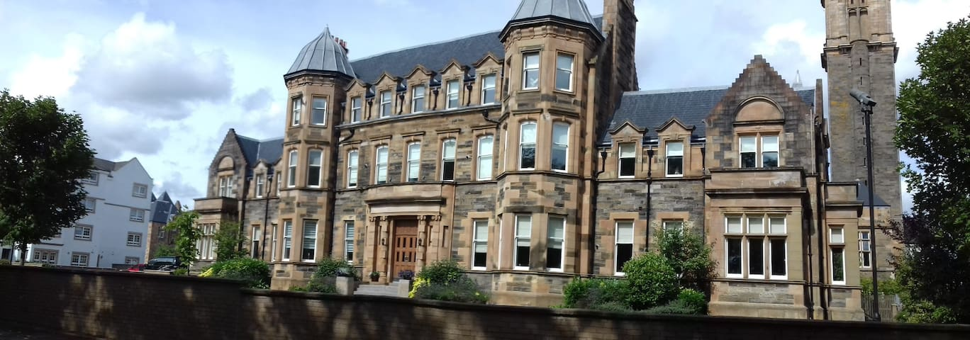 The Paxton Townhouse, Glasgow (close to airport).