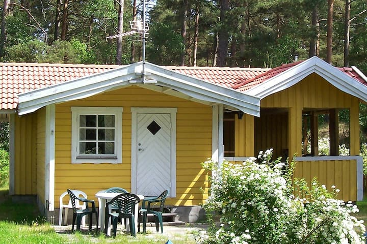 5 persoons vakantie huis in MELLBYSTRAND