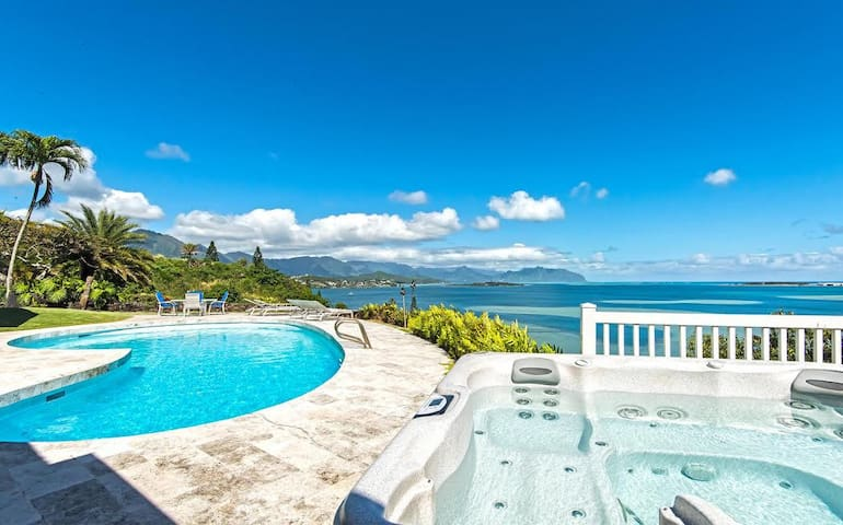 5 Bedroom Villa with Ocean View