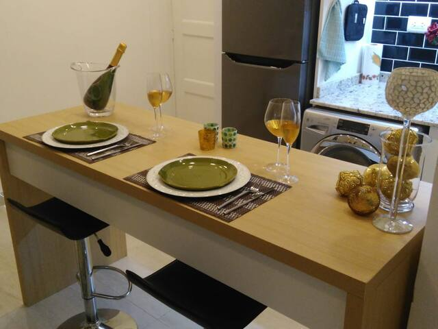 ★ A modern & Homely flat in the heart of Cañitas ★