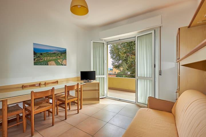 Appartamento Bilocale a 50mt dal Mare e in Centro