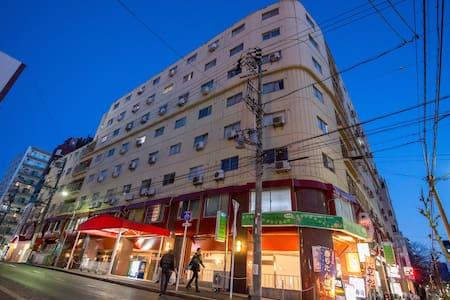 Useful for round Nagoya ;Dこぢんまりの家 - Nagoya-shi - Apartemen
