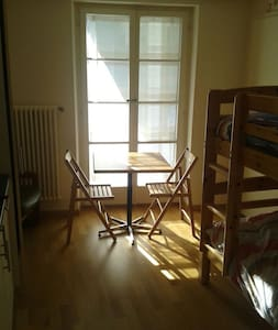 Small Studio in Fribourg center - Fribourg