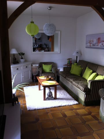 Maison de campagne COCOONING - Souesmes - House