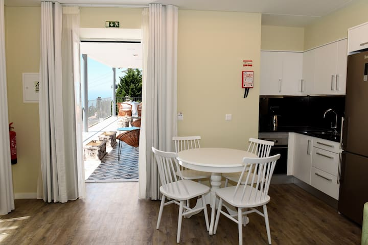 1-bed Superior Apartment in beautiful character Babosas Village Apartments - B2