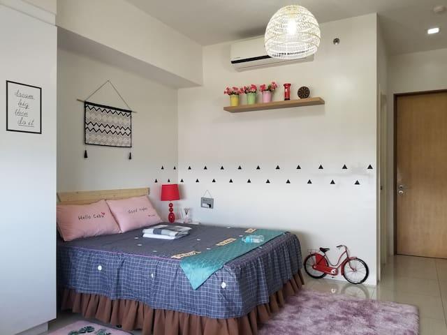 A Sweet & Cozy Home near Ayala Mall Center Cebu