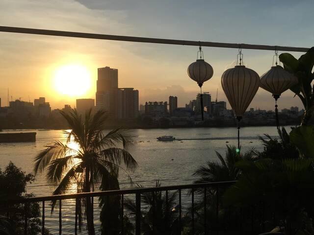 Basesixteen Waterfront Living - Bleu Room - Ho Chi Minh City - Huis