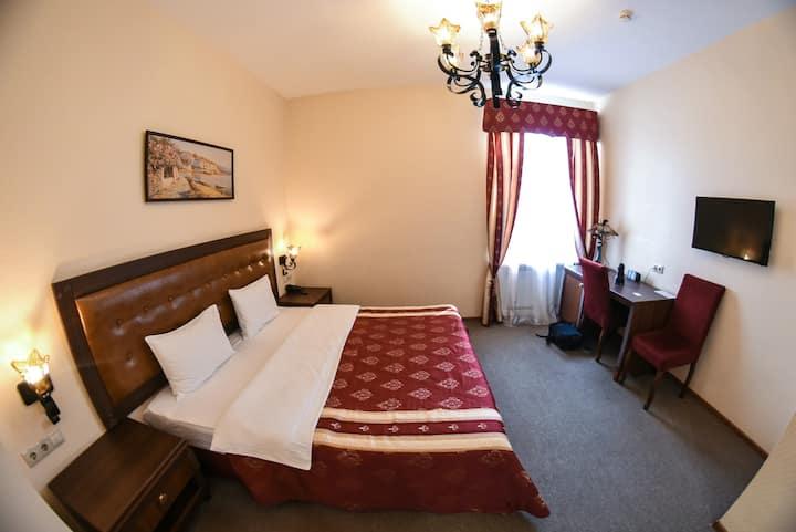 Двухместный номер в отеле Казани, высокий рейтинг