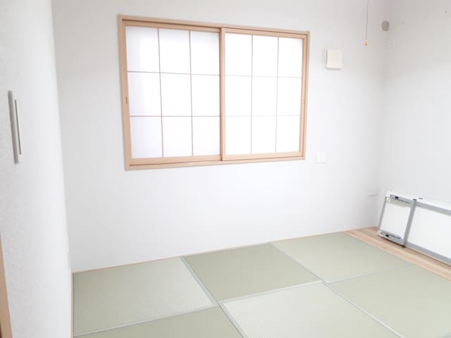 Cute Japanese Traditional Tatami Room
