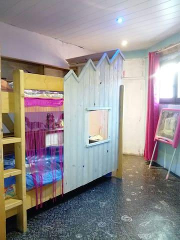 Chambre +petit dej - Thuir - Rumah