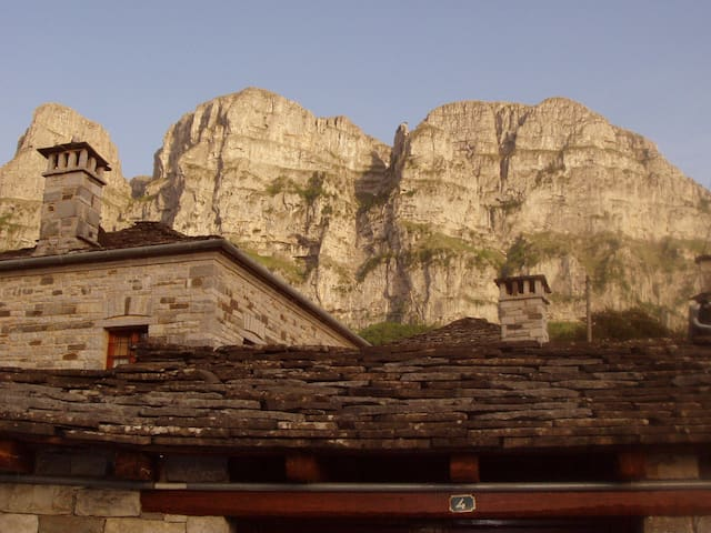 Traditional place in Papigo-Zagori.