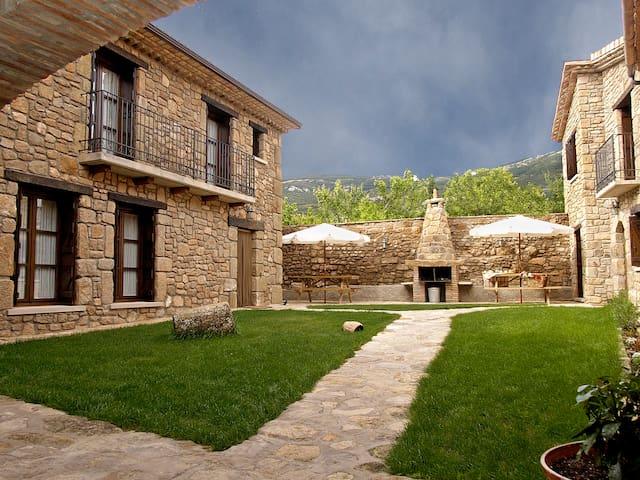Casa Basilisa 'El Pajar' - Aniés - Ev