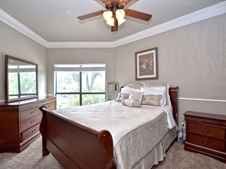 Inverness 211-Master Bedroom