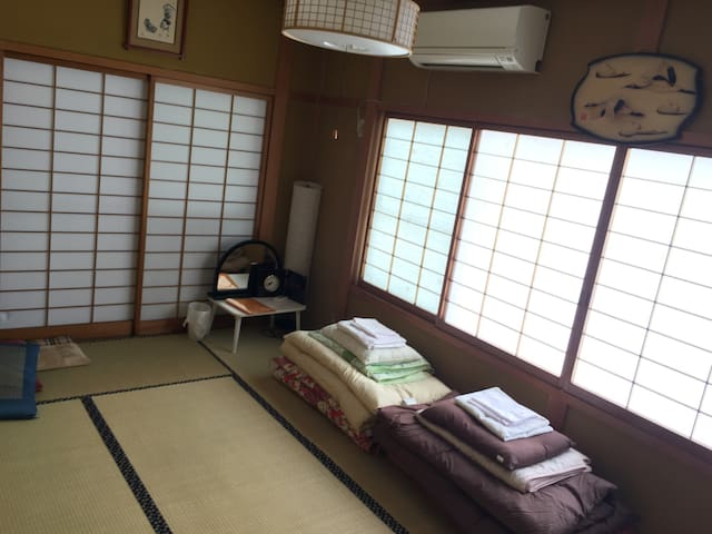 THANYAPORN- Japanese-style Triple (Rm1) - Takayama - Dom