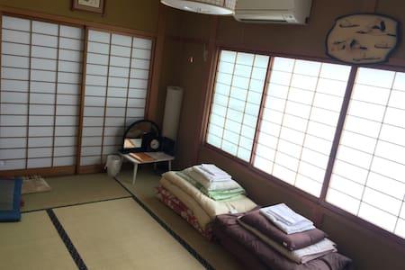 THANYAPORN- Japanese-style Triple (Rm1) - Takayama - Talo