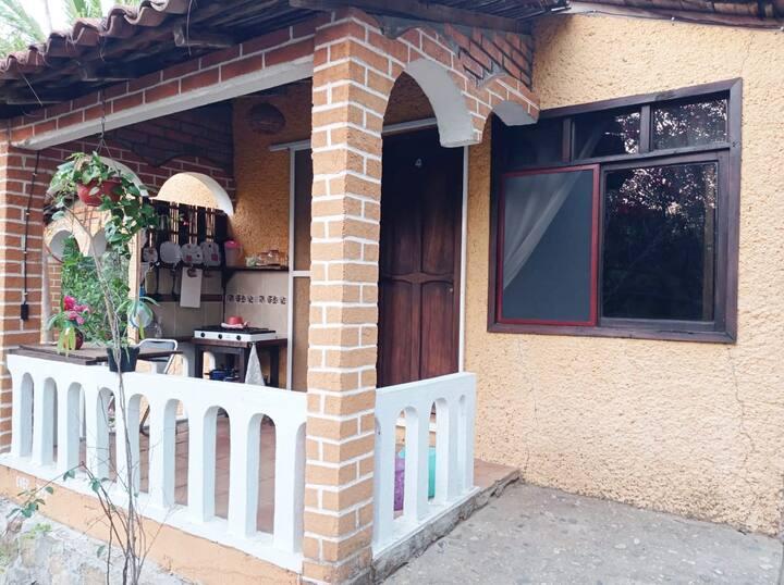 Monte Palma, Puerto Ángel, bungalow con terraza #4