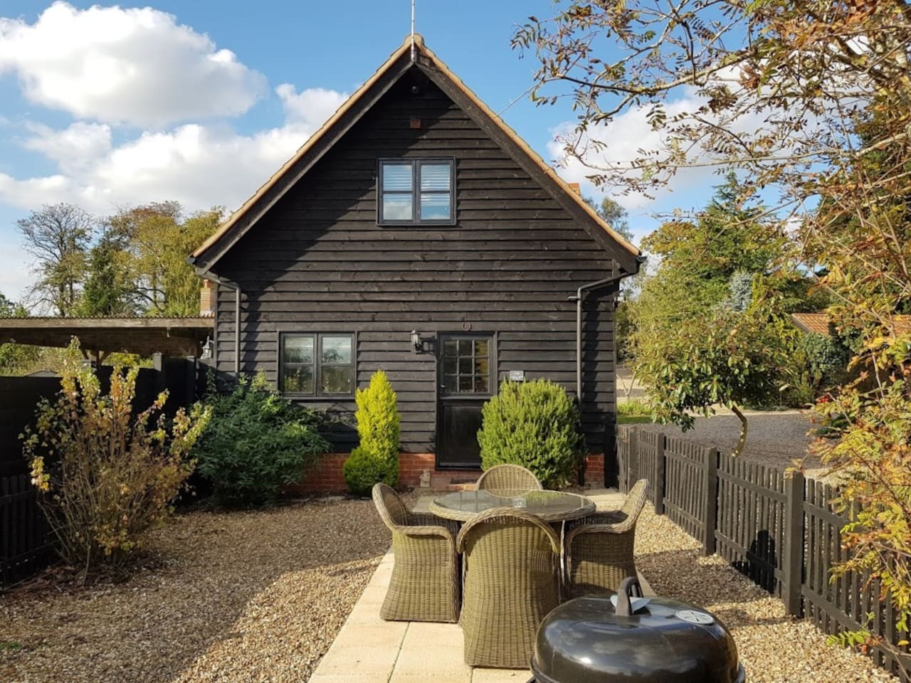 The Hayloft - an idyllic retreat in the countryside.