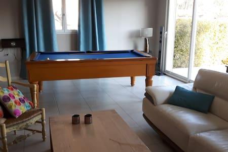 Maison avec piscine proche Avignon - Jonquerettes - Huis