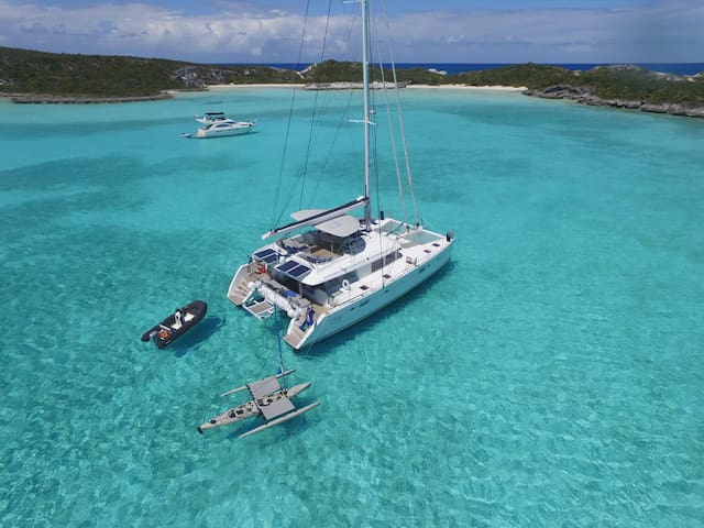 Amura Catamaran