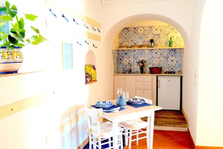 Suite Malù - Central location, stunning view - Praiano - Talo