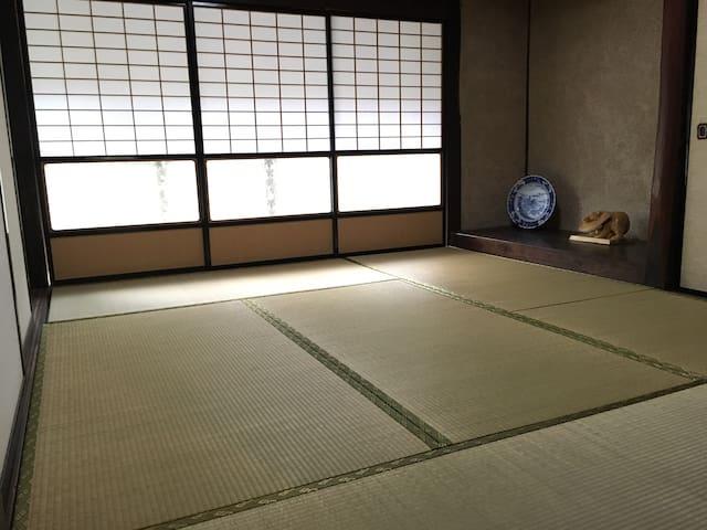 渓流民宿 とんぼ屋 - Yazu-chō - House