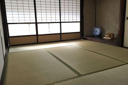 渓流民宿 とんぼ屋 - Yazu-chō - Huis