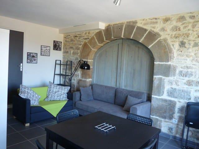 Gîte à la ferme de Mirande proche de Rocamadour - Queyssac-les-Vignes - Huoneisto