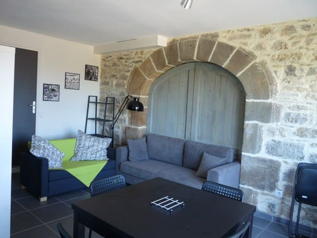 Gîte à la ferme de Mirande proche de Rocamadour - Queyssac-les-Vignes - Apartamento