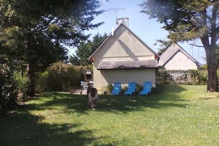MAISON PROCHE DE LA MER - Portbail - Casa