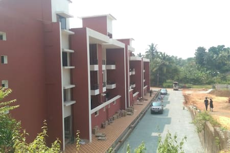 Serviced Apartment near Palolem Beach Canacona Goa - Canacona